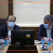 شریعتمداری وزیر تعاون، کار و رفاه اجتماعی در پارسخودرو