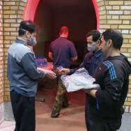 گزارش تصویری شب قدر (بیست و یکم) در مالیبل سایپا