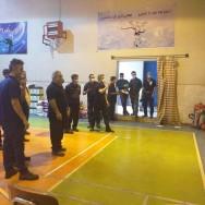 برگزاری مسابقات ورزشی به مناسبت هفته دفاع مقدس در شرکت مالیبل سایپا