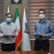 مالیبل سایپا و دانشکده مواد و متالورژی دانشگاه تهران، تفاهم نامه همکاری امضا کردند